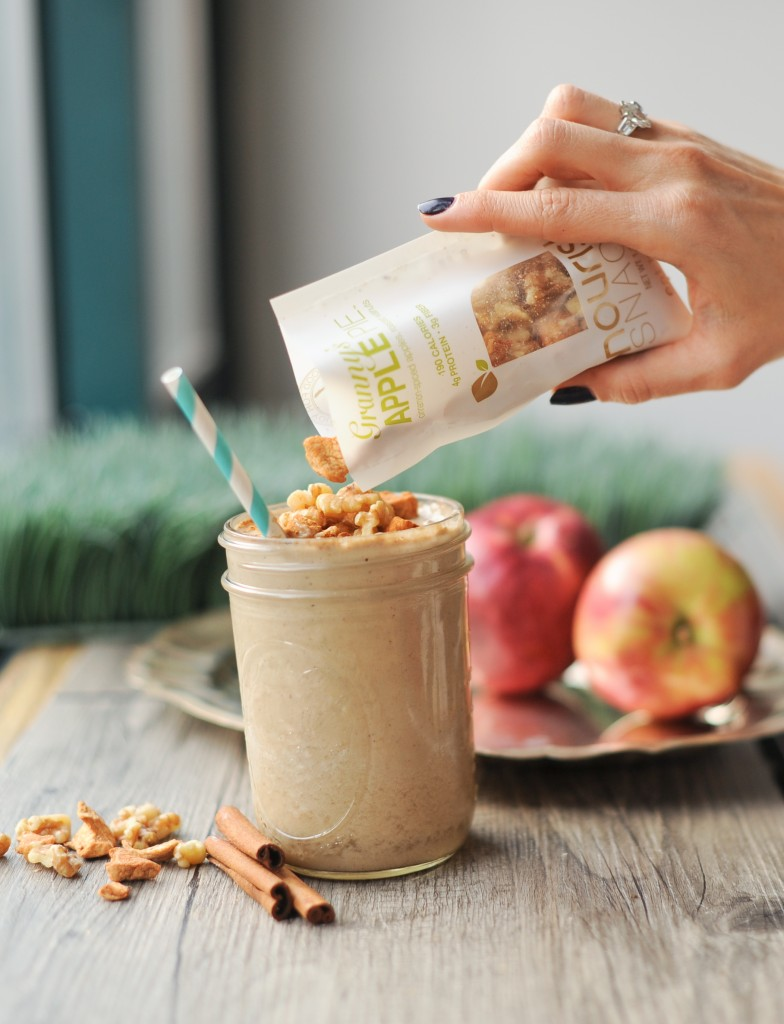 arielle haspel for nourishsnacks. bewellwitharielle.com