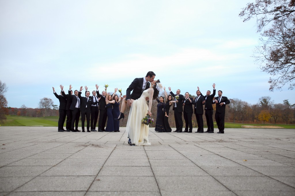 arielle haspel's fun and healthy wedding