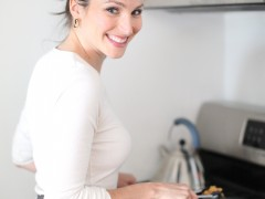 Arielle Fierman Haspel- cooking