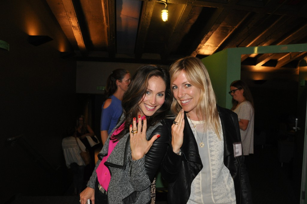 Gabrielle Bernstein's Spirit Junkie Masterclass. Photo cred Arielle Haspel bewellwitharielle.com and jessica chaney and the i love me ring