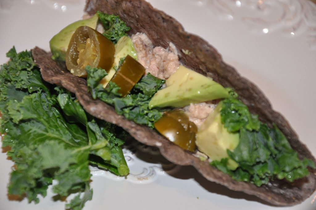 Tasty tuna fish sandwich tacos be well with arielle for Tuna fish tacos