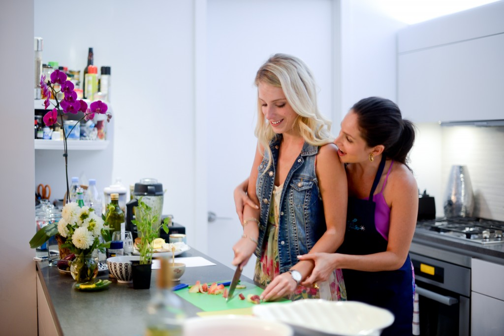 Healthy Cooking Classes with Arielle Haspel