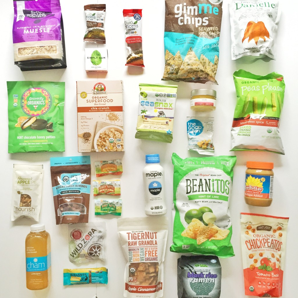 22 healthy products from the fancy food show