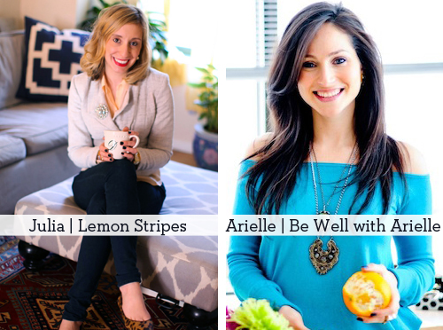 spring cleanse- be well with arielle and lemonstripes
