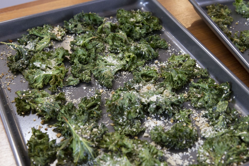 "Everything Kale Chips by Arielle Haspel on Glamour Magazine's ""Treat Yourself"" @glamourmag @thescene"