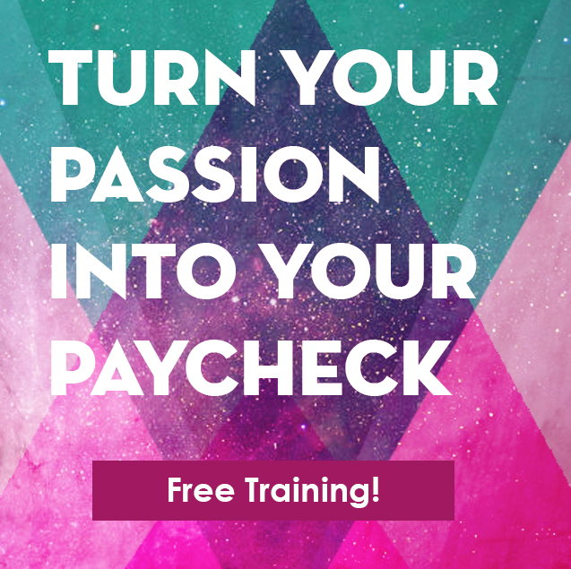 Spirit Junkie Masterclass - Turn your passion into your paycheck. By Gabrielle Bernstein