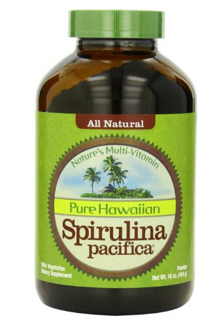spirulina detox powder