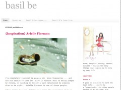 iloveme ring featured on England's basilbe! May 22, 2011