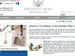 TheBeautyBean.com - Dec 2012