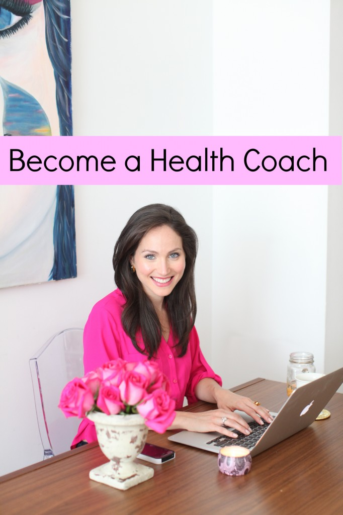 become a health coach like Arielle Fierman Haspel