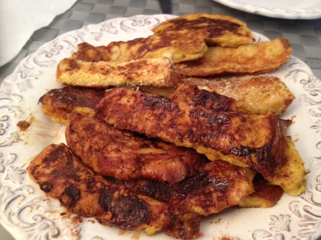 Coconut-Crusted French Toast - made with: Farmer's Market Bread + Farm ...