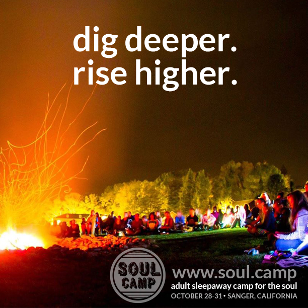 Soul Camp West - use code: Ariellesoul for 20% off