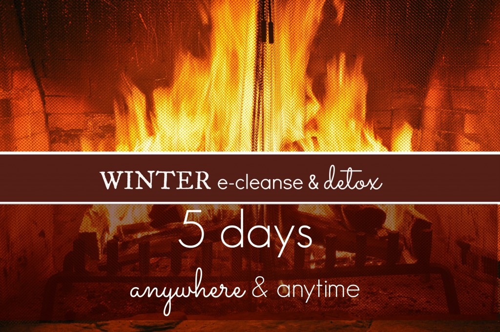 e-winter cleanse logo with info