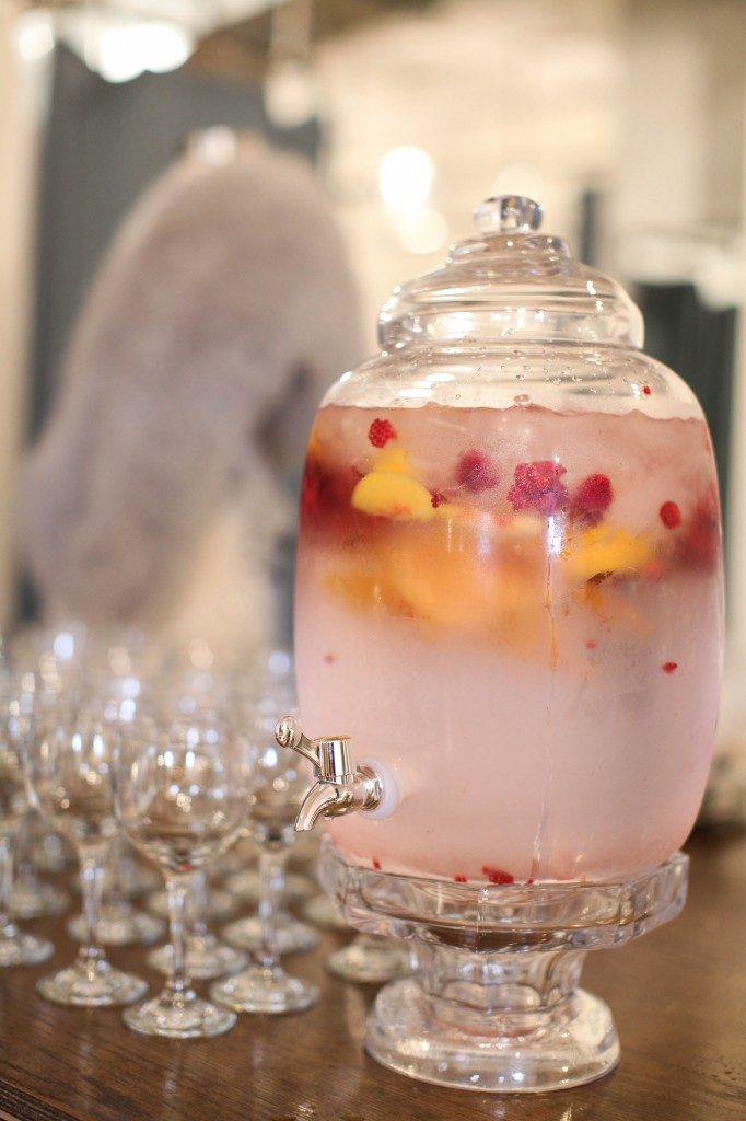 fruit sangria water by be well with arielle