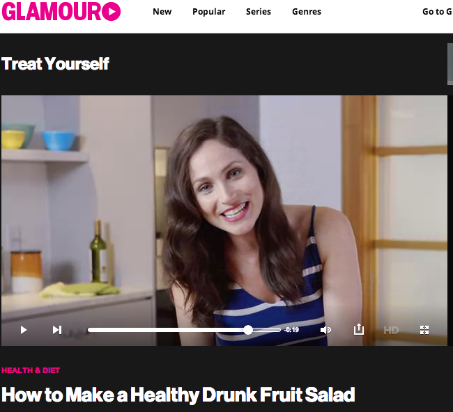 glamour drunk fruit salad by arielle fierman of be wellwitharielle.com