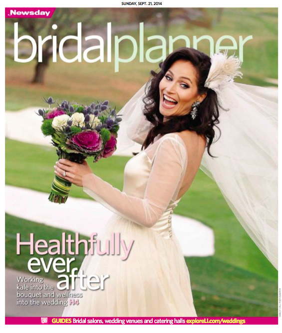 arielle haspel newsday healthy wedding feature p 1