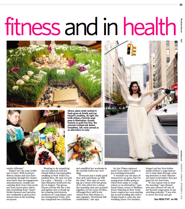 arielle haspel newsday healthy wedding feature p 3