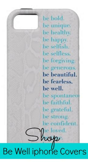 iphone cover by be wellwith arielle arielle haspel