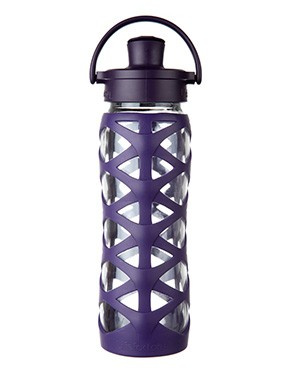 lifefactory - The best 10 healthiest water bottles on bewellwitharielle.com