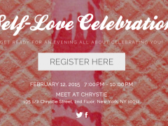 self-love celebration
