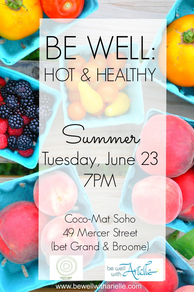 be well with arielle summer invite nyc