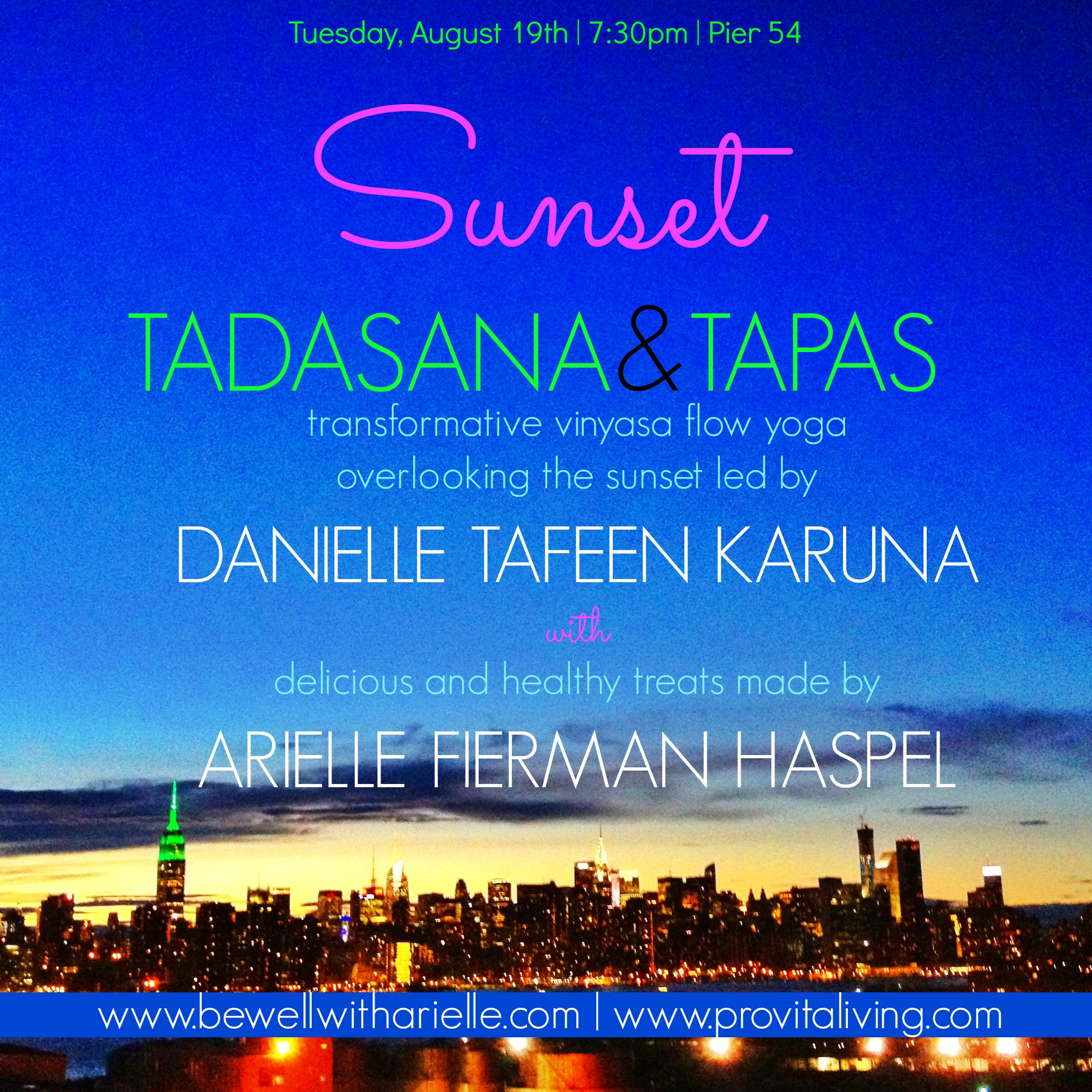 sunset invite updated