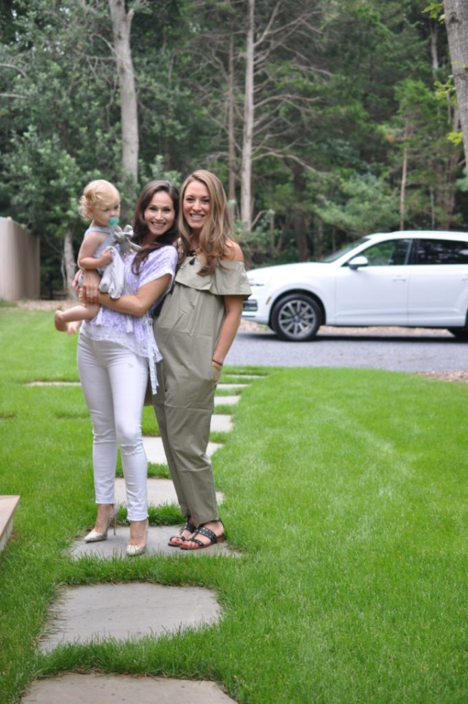 weekend with audi and hey mama co in the hamptons with be well with arielle
