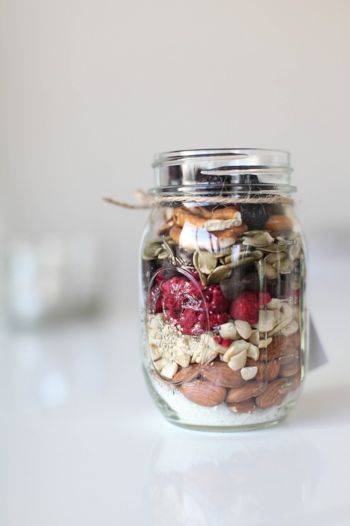 trail mix jar done